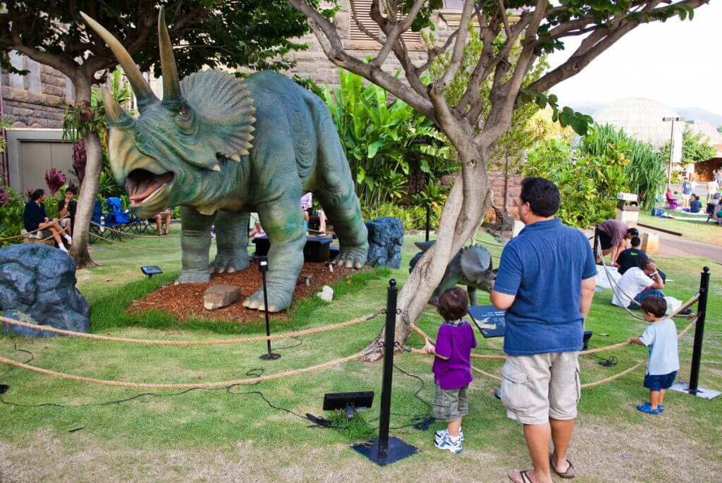 Bishop Museum is one of the top kid-friendly Oahu attractions for families