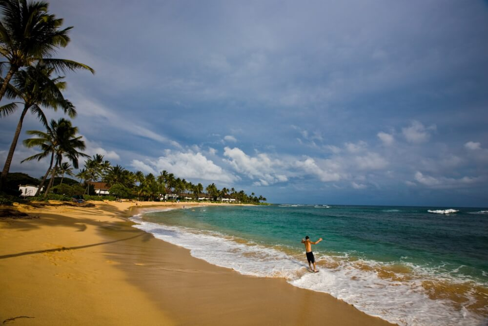 The Best Kauai Beaches for families featured by top US travel blog, Hawaii Travel with Kids
