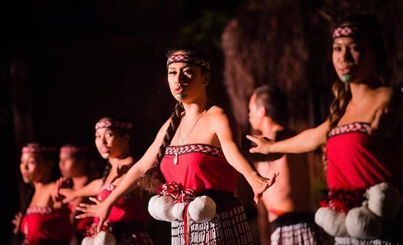 For a Polynesian show on Maui, head to Myths of Maui