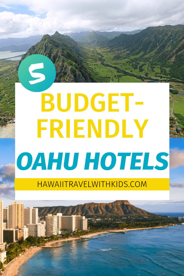 Hawaii on a Budget: 5 Cheap Hotels on Oahu featured by top Hawaii travel blog, Hawaii Travel with Kids | Looking to save money on Oahu? Find out 5 budget-friendly Oahu hotels for your family. #oahu #budgettravel