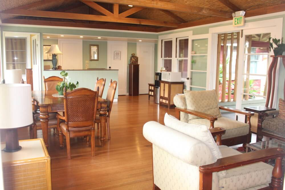 Hawaii on a Budget: Top 10 Cheap Big Island Hotels featured by top Hawaii travel blog, Hawaii Travel with Kids: For a cheap place to stay on the Big Island, head to the Kohala Village Inn