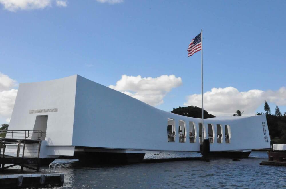17 Historical Places in Hawaii to Visit with Kids featured by top Hawaii blog, Hawaii Travel with Kids: You can visit Pearl Harbor for free