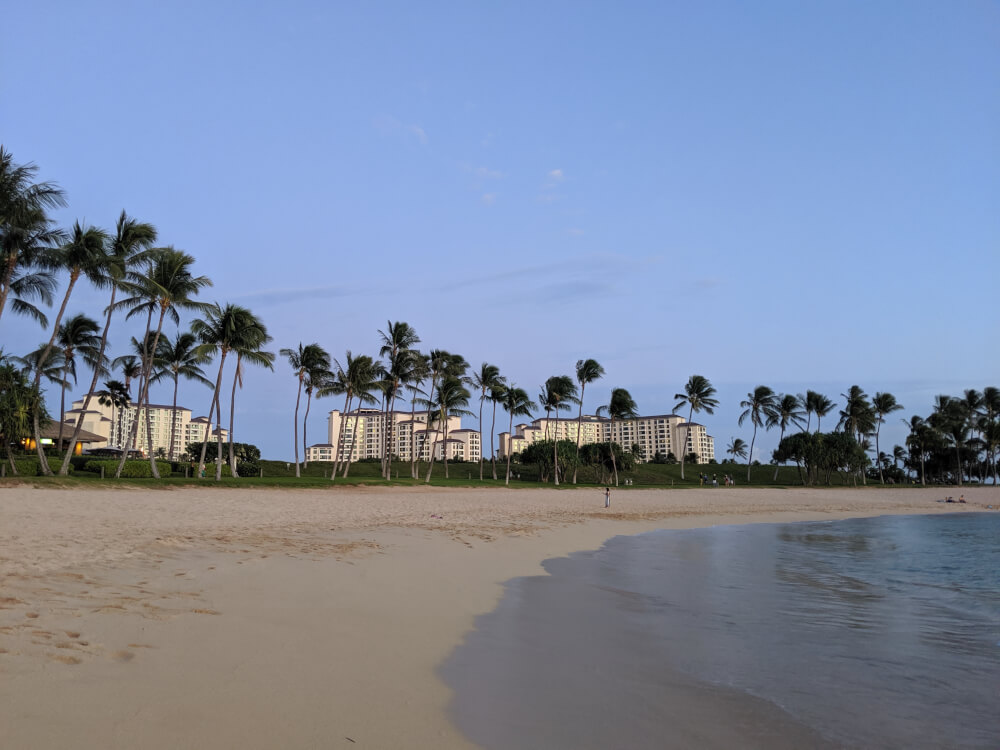 4 Days in Oahu: a Complete Travel Guide for your Next Family Vacation on a Budget, featured by top Hawaii travel blog, Hawaii Travel with Kids: Ko Olina Lagoon, Oahu