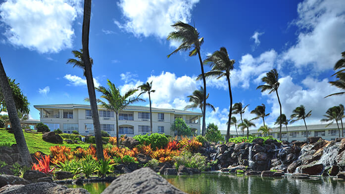 All the essential info on Kauai timeshares featured here on top Hawaii travel blog, Hawaii Travel with Kids: The Point at Poipu, Poipu, Kauai--a beautiful Kauai timeshare in Poipu