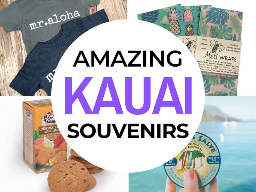 Top 15 Best Kauai Souvenirs featured by top Hawaii blog, Hawaii Travel with Kids.