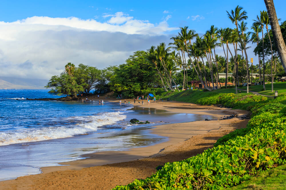 21 Best Things to Do in Wailea Maui featured by top Hawaii blog, Hawaii Travel with Kids: Wailea Beach on Maui