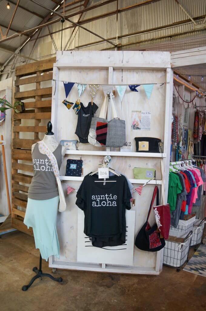 Wondering what to do in Hawaii when it rains? Go shopping! Image of Warehouse 3540 on Kauai