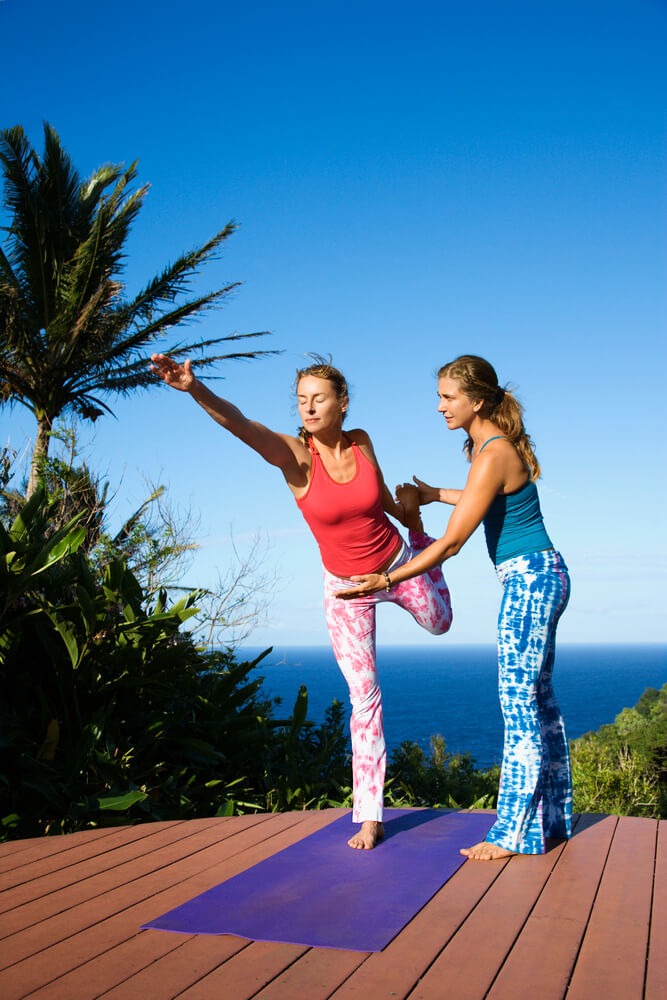 best yoga teacher training hawaii