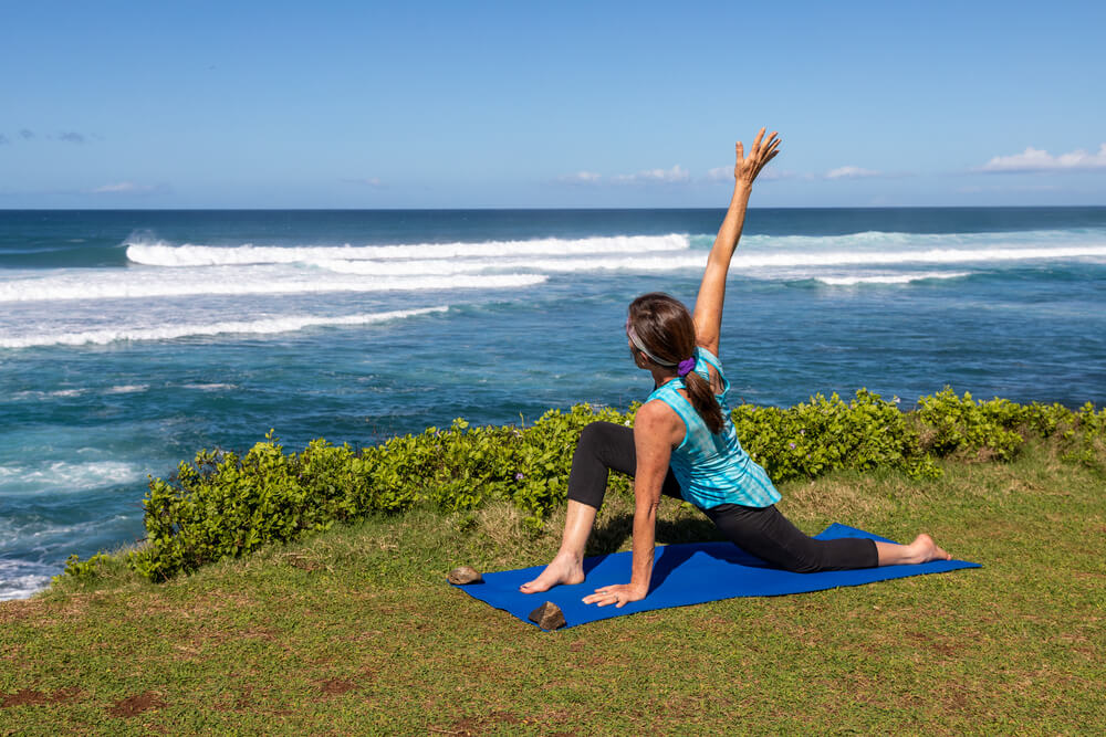 Top 10 Places Experience Yoga on Maui featured by top Hawaii blog, Hawaii Travel with Kids: Yoga on the Maui Coast