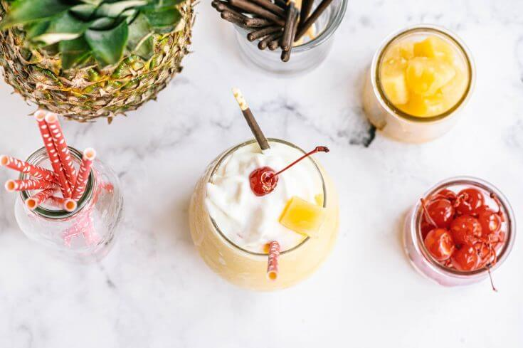 Copycat Disney Pineapple Dole Whip Recipe