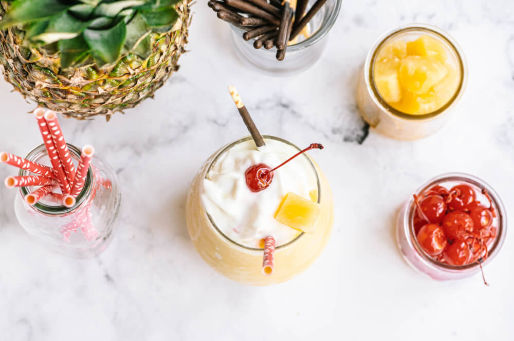 Copycat Disney Pineapple Dole Whip Recipe featured by top US Disney blogger, Hawaii Travel with Kids | dole whip recipe disney