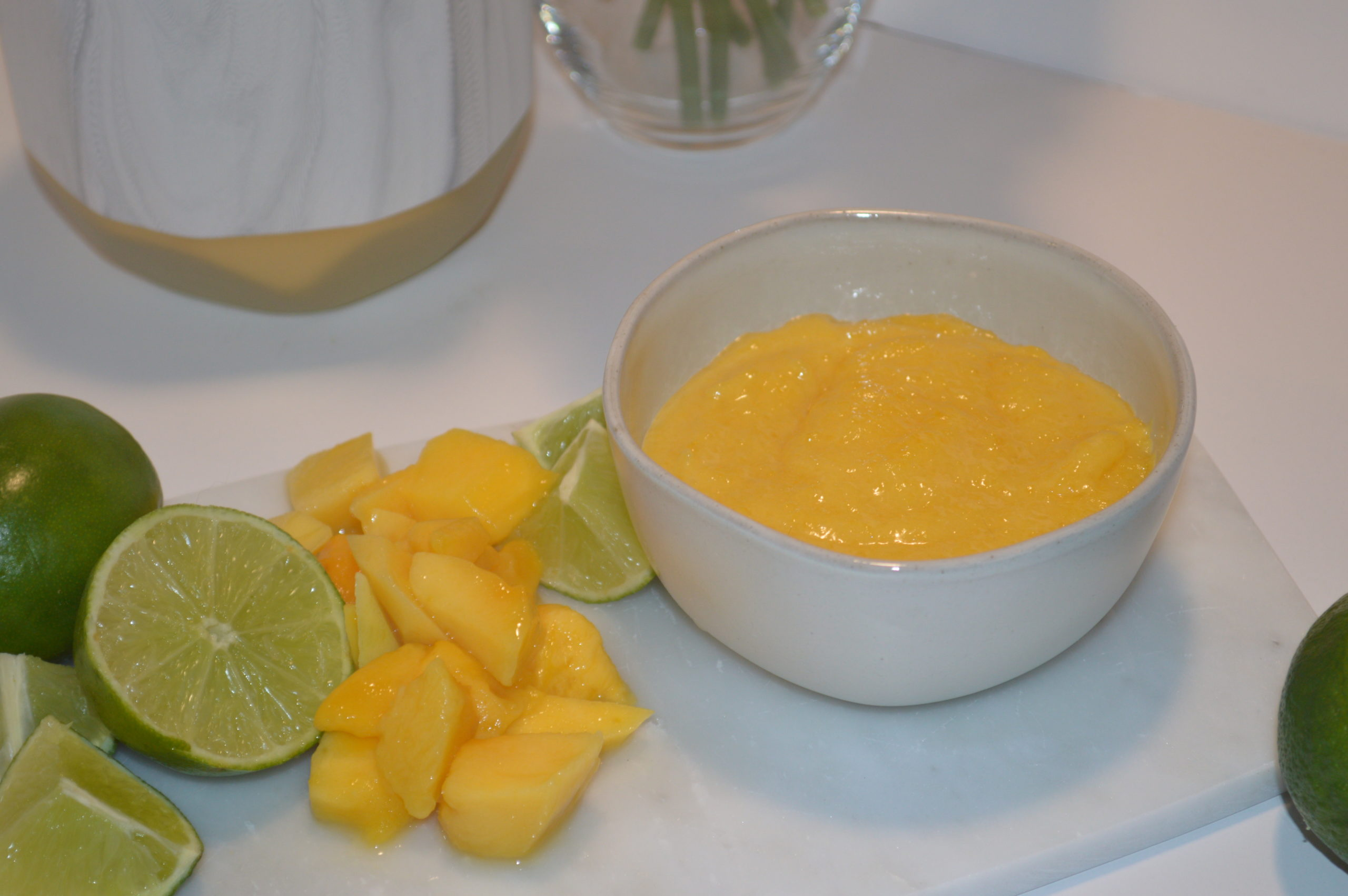 Mango Lime Curd Recipe from top Hawaii Blog Hawaii Travel with Kids