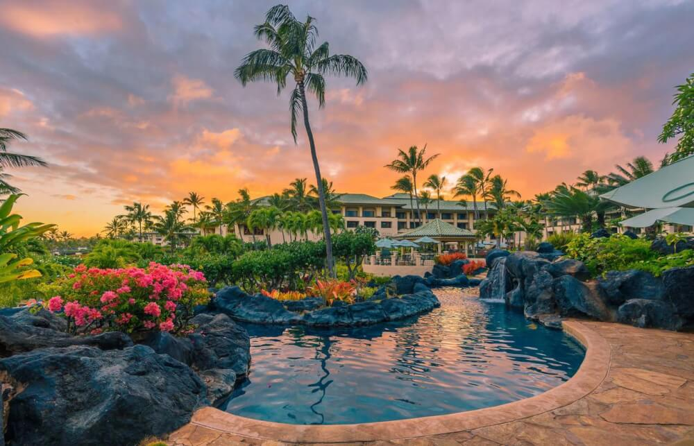 Grand Hyatt Kauai Pools
