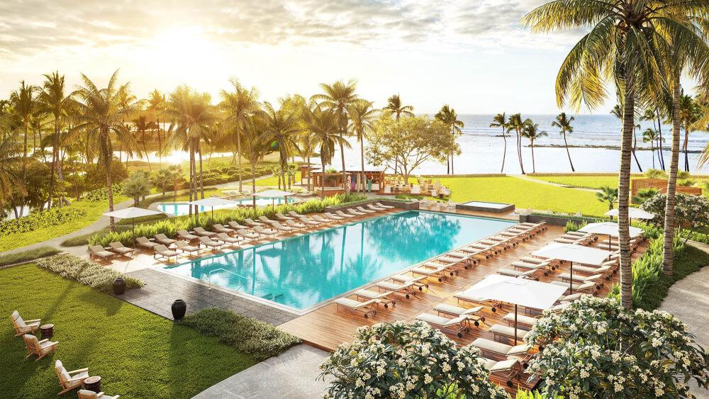 Where to Stay on the Big Island: Kona or Hilo, tips featured by top Hawaii blog, Hawaii Travel with Kids: Mauna Lani Resort in Kona on the Big Island of Hawaii