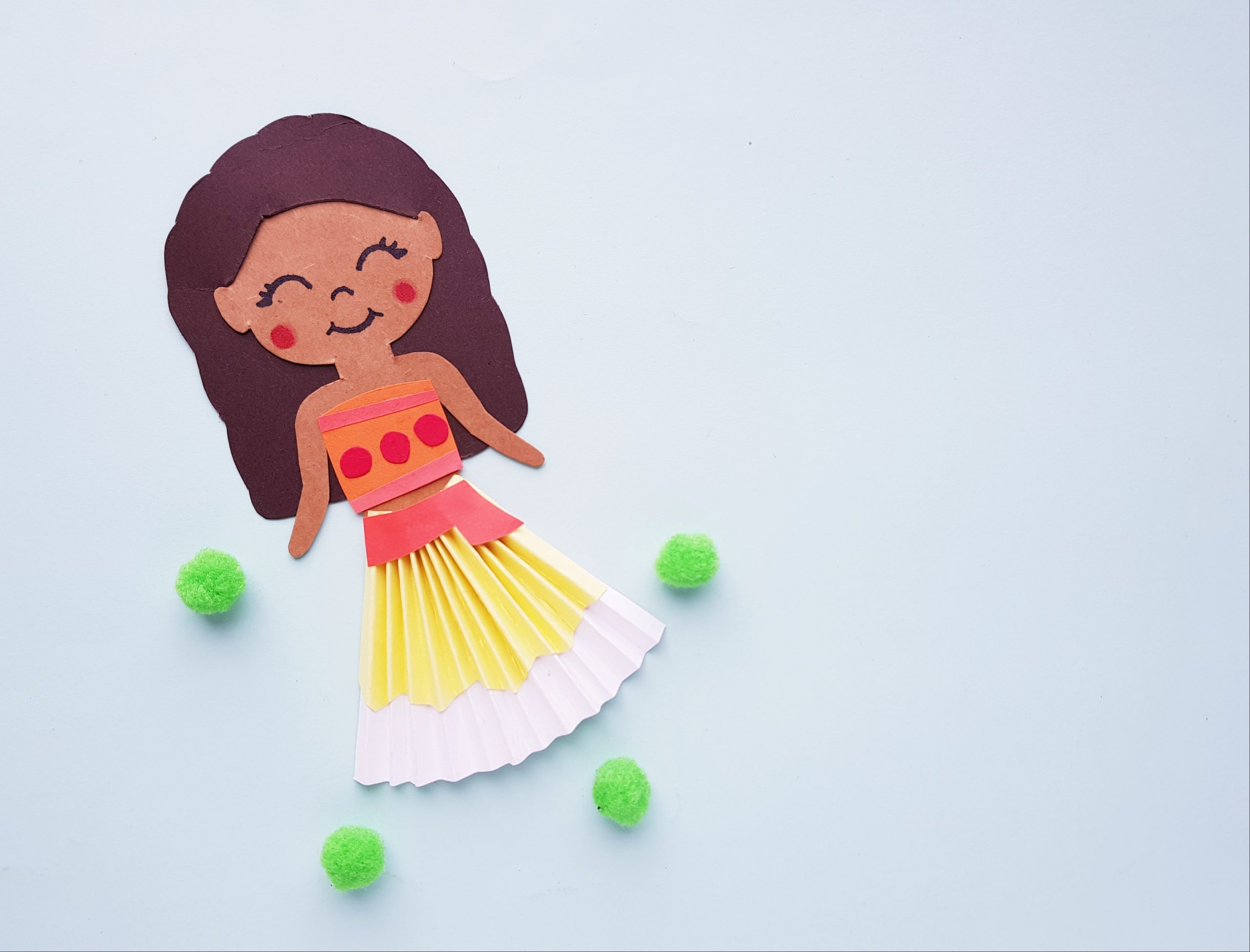 Moana Paper Doll Disney Craft by Hawaii Travel with Kids