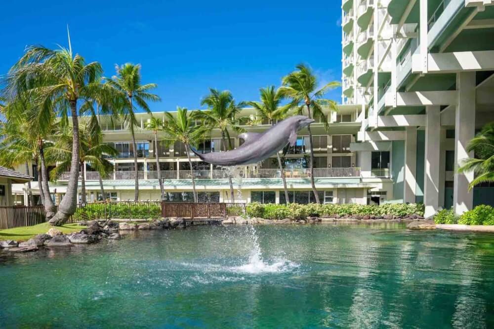 Top 8 Romantic Oahu Honeymoon Resorts featured by top Hawaii blog, Hawaii Travel with Kids: The Kahala Resort and Spa on Oahu