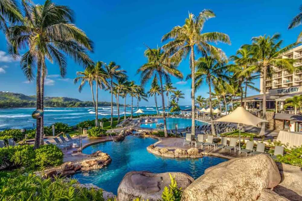 Turtle Bay Resort in North Shore Oahu