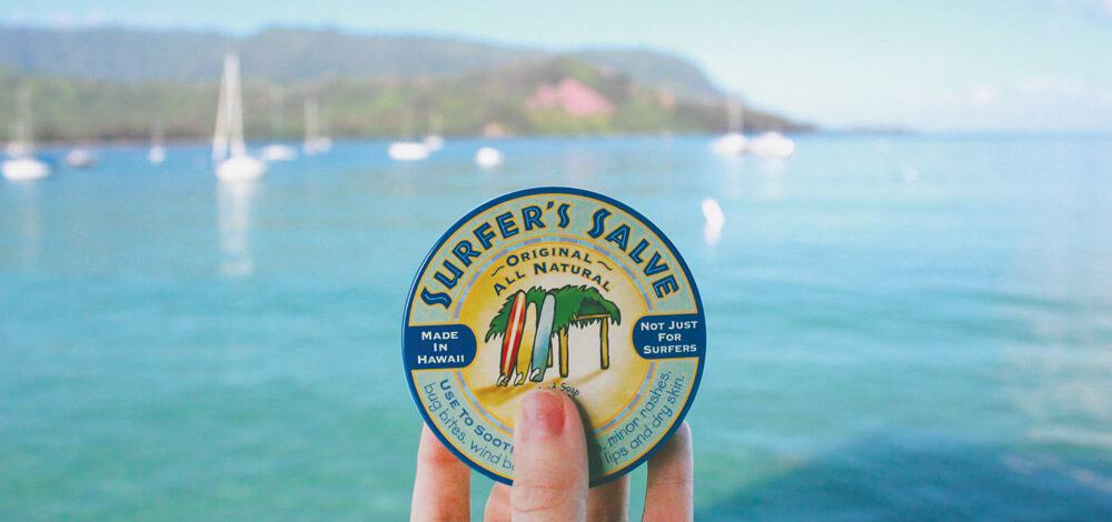 Top 15 Best Kauai Souvenirs featured by top Hawaii blog, Hawaii Travel with Kids: https://hawaiitravelwithkids.com/wp-content/uploads/2020/05/s.-salve-info-image-3.28.jpg