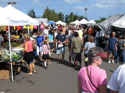 50 Best Places to Visit in Hawaii with your Family featured by top Hawaii blog, Hawaii Travel with Kids: Swap Meet flea market Maui