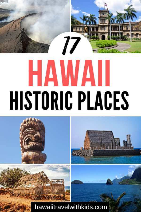 17 Historical Places in Hawaii to Visit with Kids featured by top Hawaii blog, Hawaii Travel with Kids.