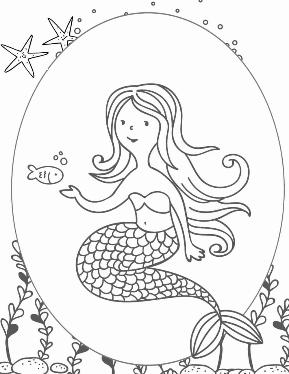 Mermaid Activity Pack Free Kids Printable by top Hawaii blog Hawaii Travel with Kids