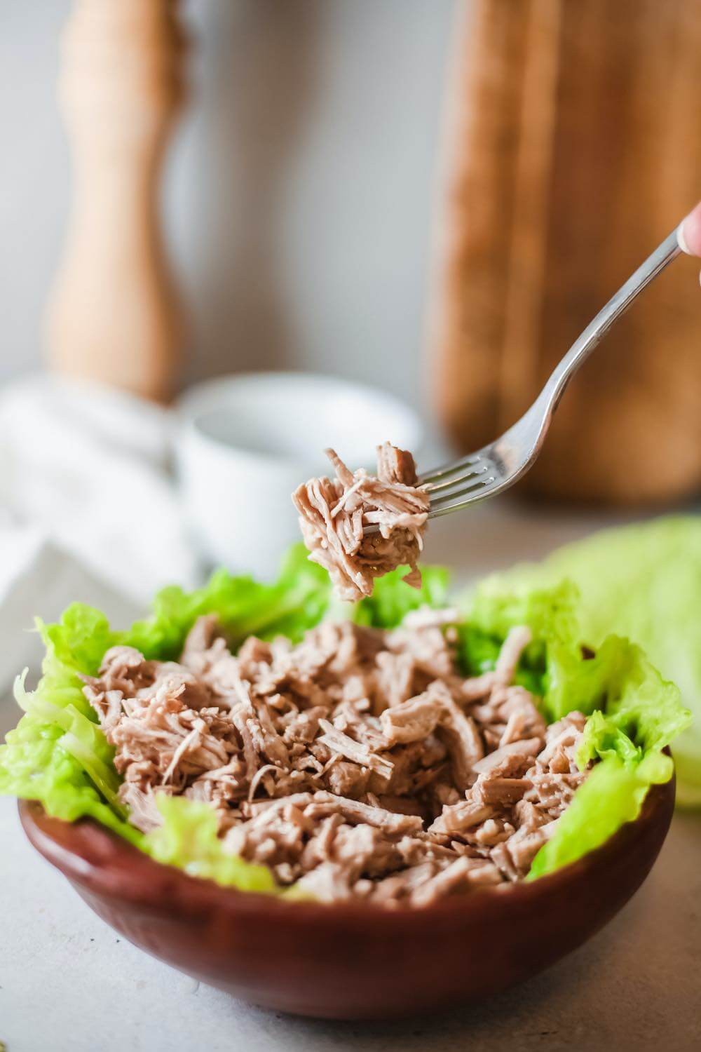 Instant Pot Kalua Pork Recipe featured by top Hawaii blog, Hawaii Travel with Kids
