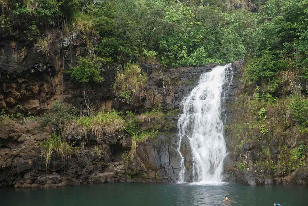 Waimea Falls is one of the best Oahu waterfalls