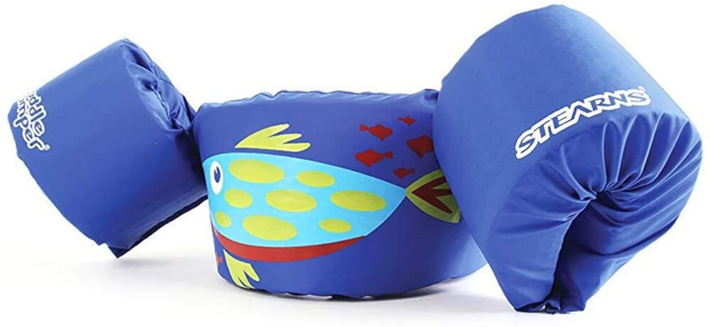 The Best Life Jackets For Toddlers & Preschoolers featured by top Hawaii blog, Hawaii Travel with Kids: Puddle Jumper