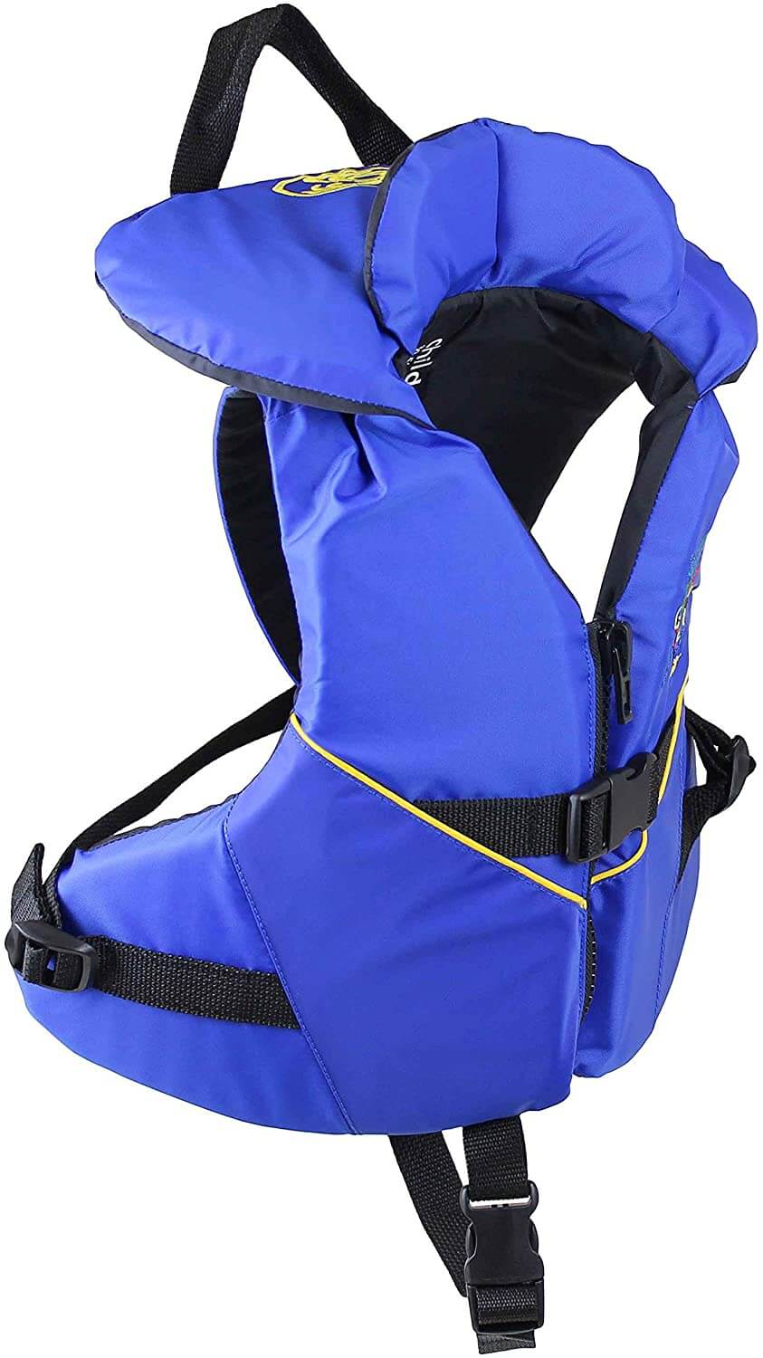The Best Life Jackets For Toddlers & Preschoolers featured by top Hawaii blog, Hawaii Travel with Kids: Stohlquist