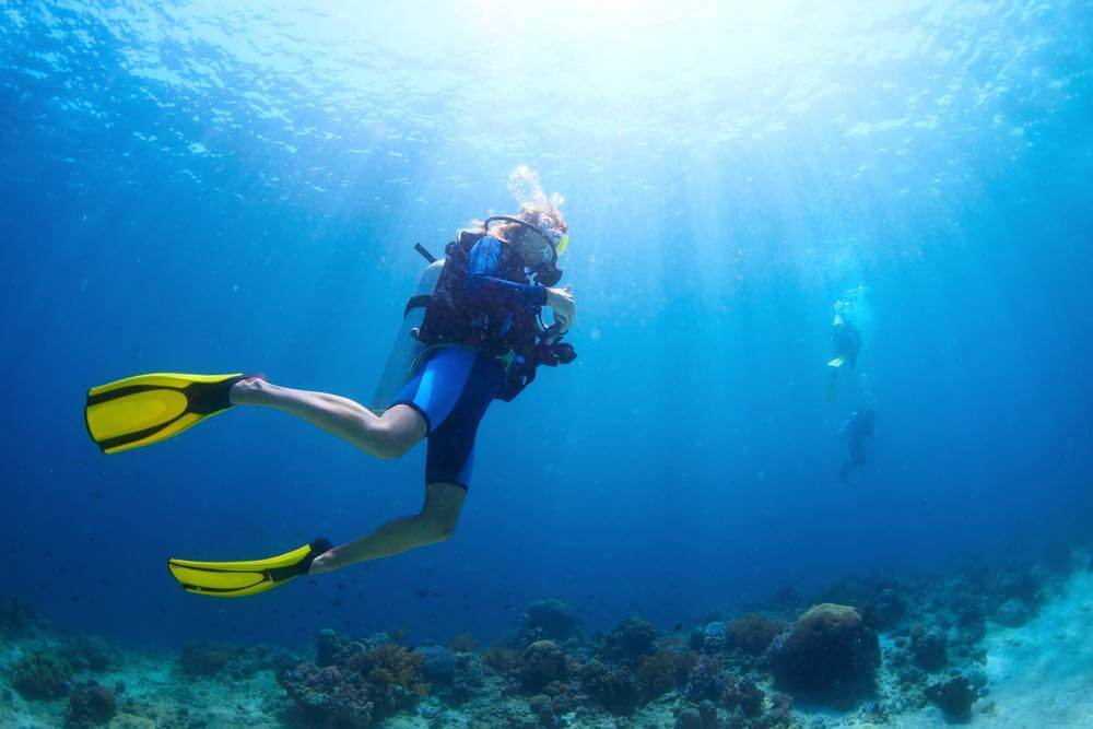 Scuba Diving in Hawaii guide featured by top Hawaii blogger, Hawaii Travel with Kids
