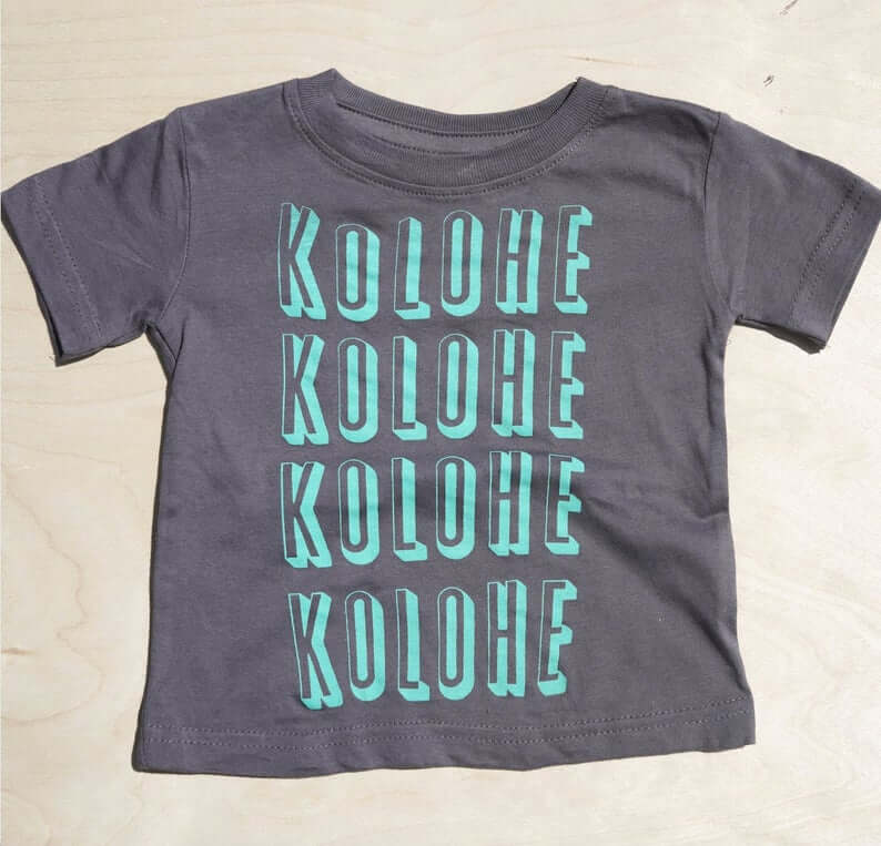 Hawaii Surfing Gifts featured by top Hawaii blog, Hawaii Travel with Kids: Kolohe Tee image 0