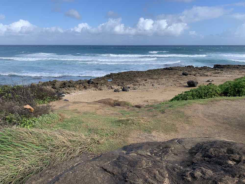 Kawna point hike featured by top Hawaii blogger, Hawaii Travel with Kids