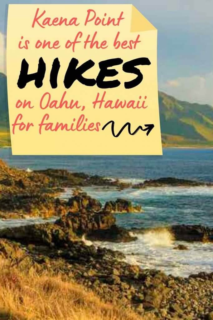 Kaena Point Hike guide featured by top Hawaii blogger, Hawaii Travel with Kids.