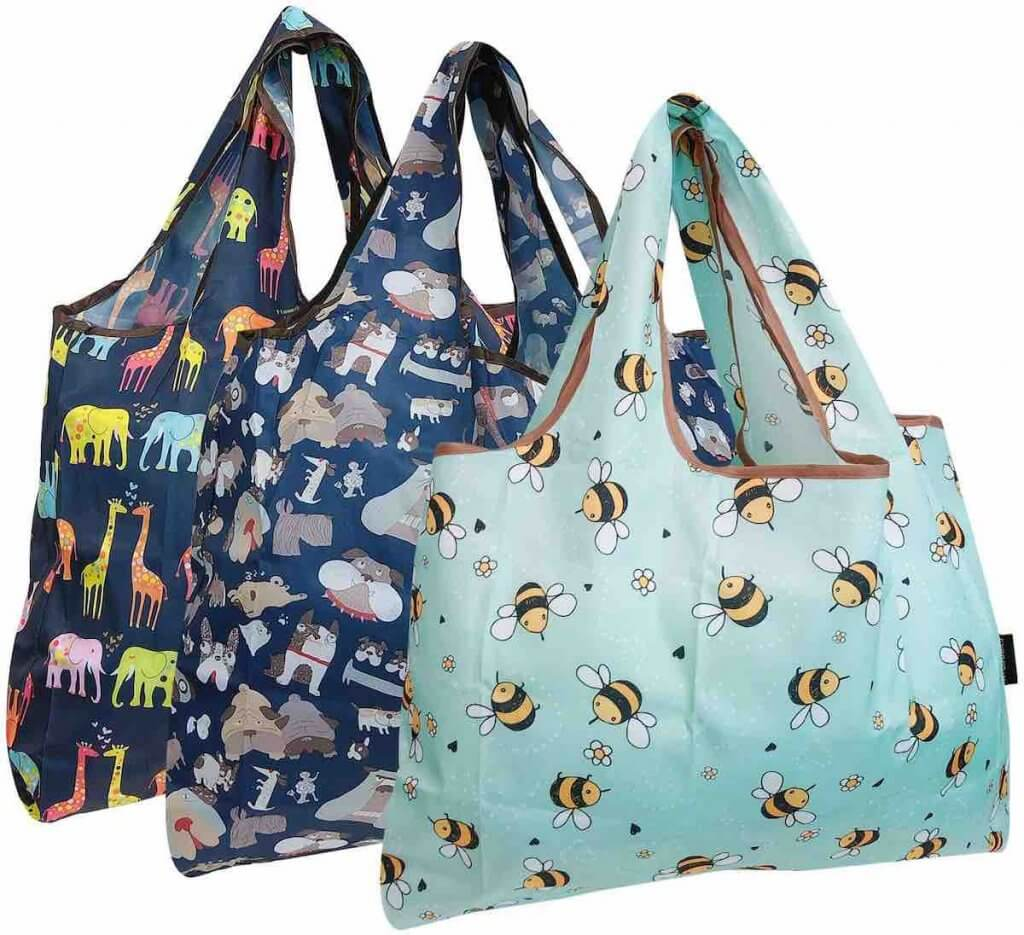 Add these nylon bags to your Hawaii packing list in order to carry groceries and Hawaii souvenirs.