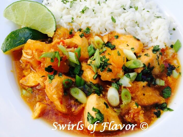 Learn how to make slow cooker pineapple chicken chili