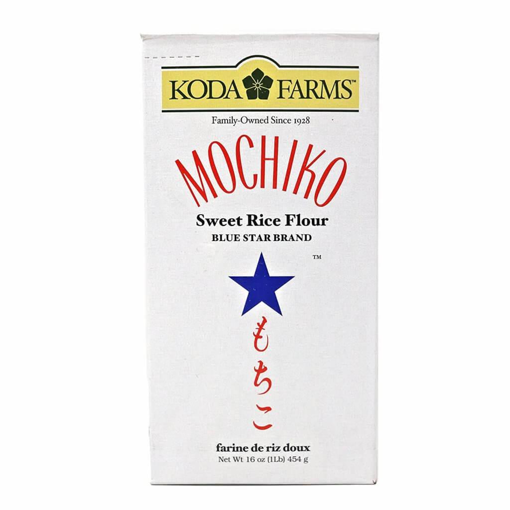 Image of a box of Japanese Mochiko flour