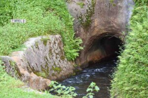 Find out the best hidden gems in Hawaii recommended by top Hawaii blog Hawaii Travel with Kids. Image of an irrigation canal on Kauai.