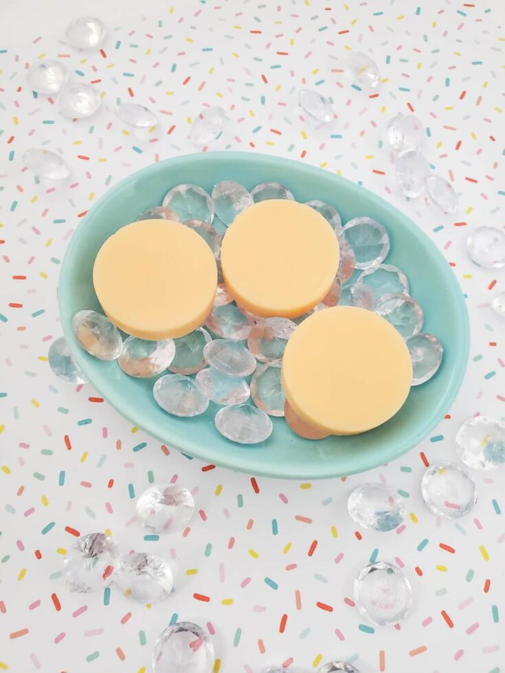 Simple Mango Butter Lotion Bar Recipe